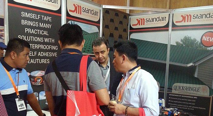 WOLRDBEX 2017 - Standart Insulation in Philippines!