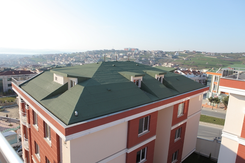 Pitched Roof Applications