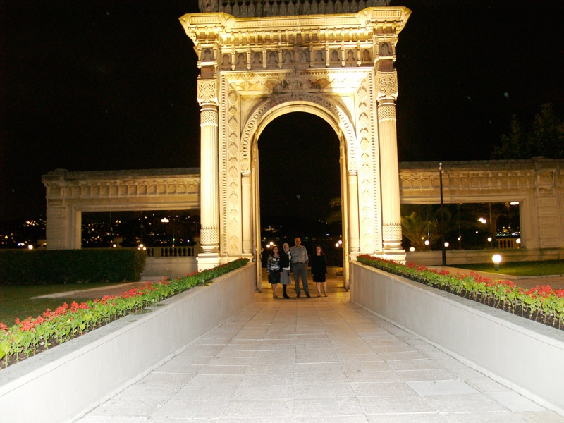 2008 Ciragan Palace