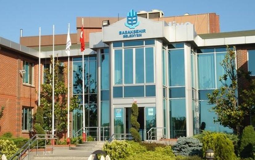 Istanbul – Basaksehir – Municipality Building : SIM Penguen , SIM Shingle