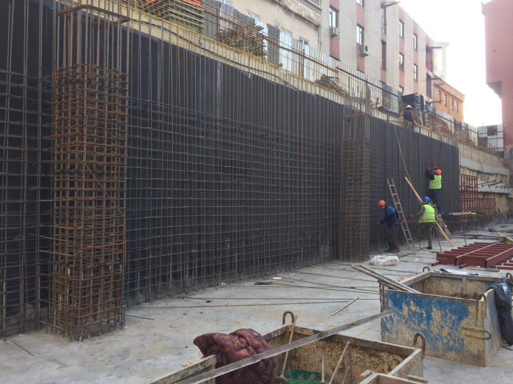 Istanbul – Yenibosna – Astas Juki Building SIM Proof